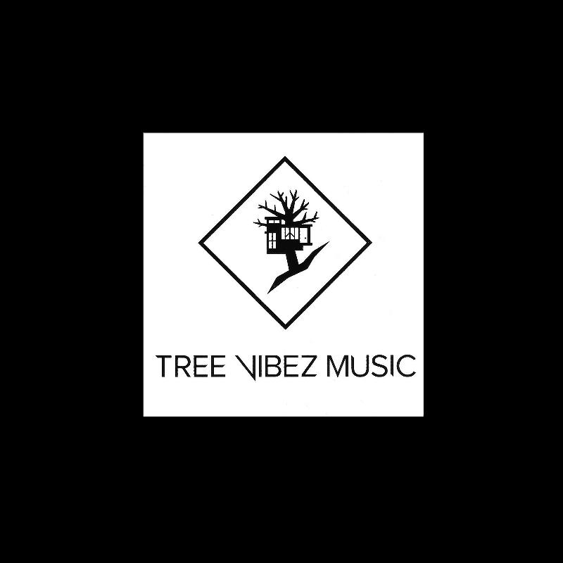 Tree Vibez Music Sticker