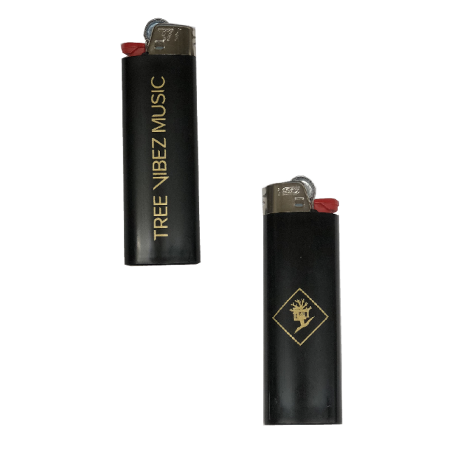 Tree Vibez Bic Lighter