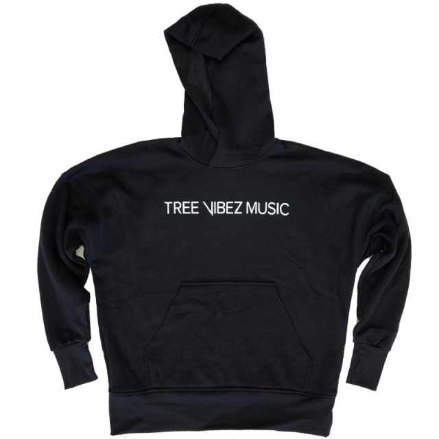 Tribe Kelley Public Figure Black Hoodie
